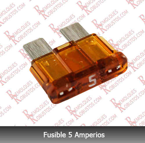 Fusible 5 Amperios
