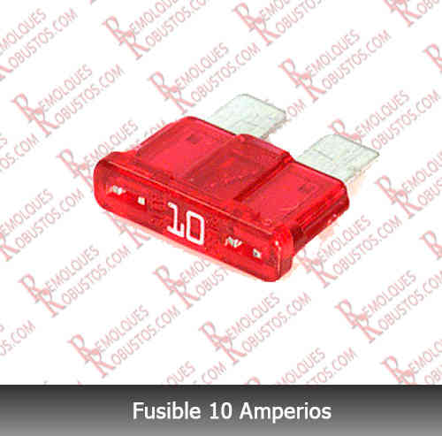 Fusible 10 Amperios