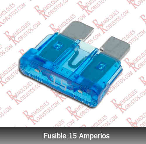 Fusible 15 Amperios