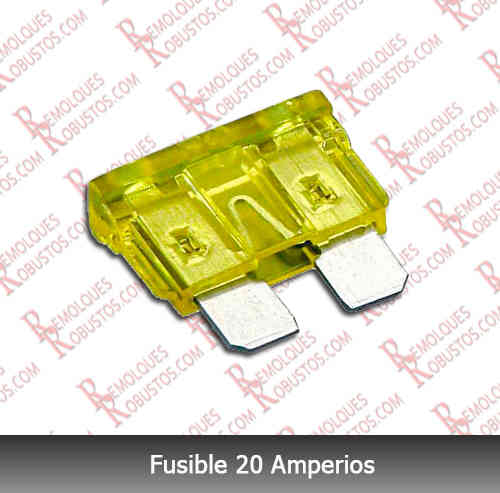Fusible 20 Amperios