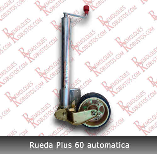 Rueda jockey plus 60