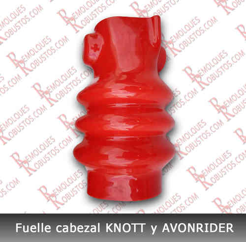 Fuelle guardapolvo 1300-2700 RED
