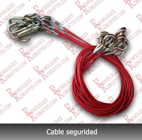Cable de seguridad