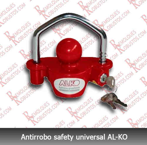 Antirrobo univesal safety