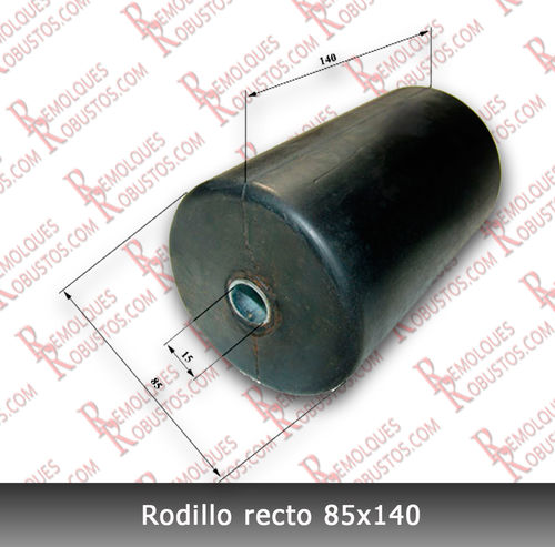 Rodillo recto 140x80