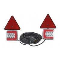 Iluminacion LED para remolques y camiones - Pilotos Led - Luces galibo Led